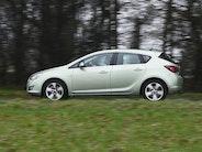 Opel Astra 1,7 CDTI 125 5d