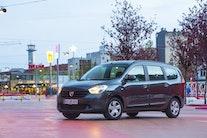 Dacia Lodgy føles som en 1990er-bil