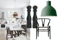 Få stilen: Klassisk køkken med et moderne udtryk