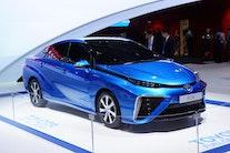 Toyota vil sælge brintbiler i Danmark