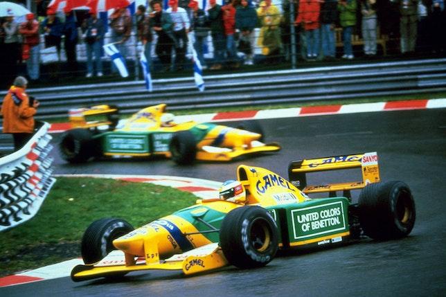 Benetton B192 - 1992