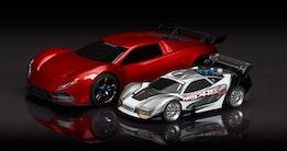 Verdens hurtigste: 160 km/t med fjernstyret bil