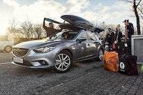 Mazda 6 2,2 st. car Optimum aut.
