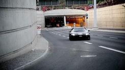 Lancia Stratos 2011 indtager gaderne