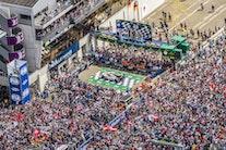 263.300 tilskuere til Le Mans