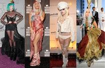 Lady Gagas vildeste looks