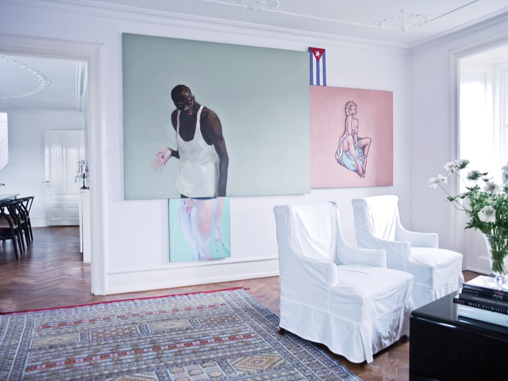 fra standardlejlighed til luksusbolig. Black Bedroom Furniture Sets. Home Design Ideas