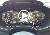 Kom med ind i den nye Audi TT