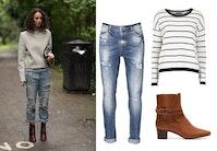 3 jeansstiler på budsjett