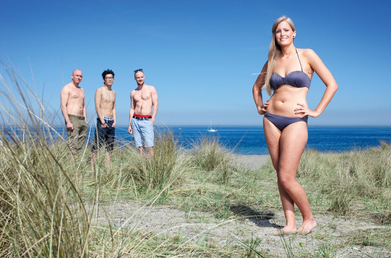 massage østjylland flasher bryster