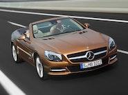Første billeder: Mercedes SL