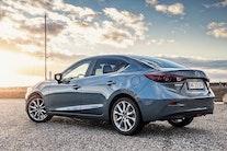 Mazda 3 2,2DE Vision Sedan