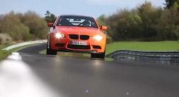 BMW M3 GTS på 'Ringen