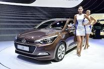 Premiere: Hyundai i20