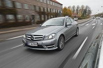 Mercedes C 220 CDI Coupe aut.