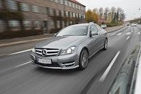Mercedes C 220 CDI Coupe aut.