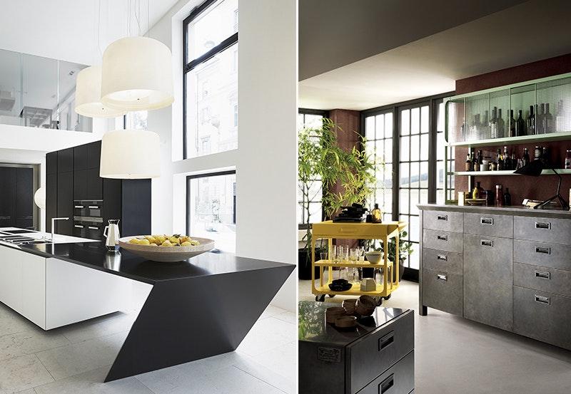 <p><strong>Åpne landskap mellom stue og kjøkken</strong></p> <p></p>