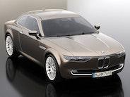 Designer bygger retro-BMW