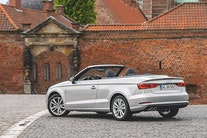 Audi A3 Cabriolet Ambiente 1,4 TFSi S-tronic