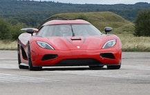 Koenigsegg sætter ny rekord fra 0-300 km/t
