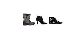 20 skønne sorte støvler