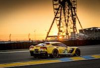 8 flotte skud fra Le Mans