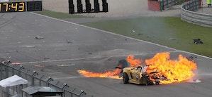 Snyder døden i Lamborghini