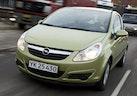Biltest af Opel Corsa 1,0 Enjoy