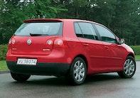 VW Golf 2,0 FSI