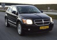 Dodge Caliber 2,0 CRD SE van
