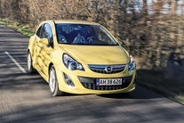 Opel Corsa 1,4 3d Sport Edition OPC-line