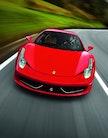Ferrari 458 Italia: Første test