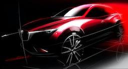 Mazda viser lille lækker sag på høje hæle