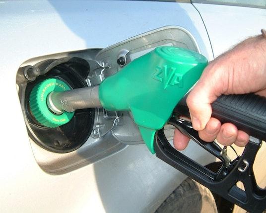 Benzintankning 2