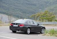 BMW med V8-power - og turbo