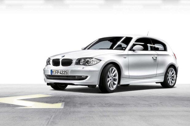 BMW 116d 3-dørs
