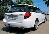 Subaru Legacy 2,5 Wagon