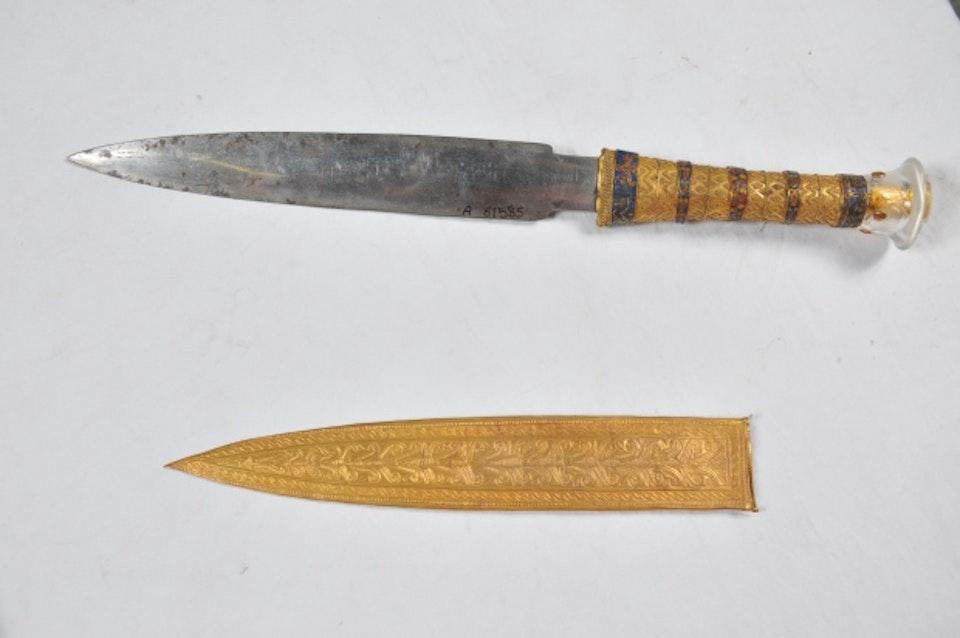 Tutankhamenin tikari