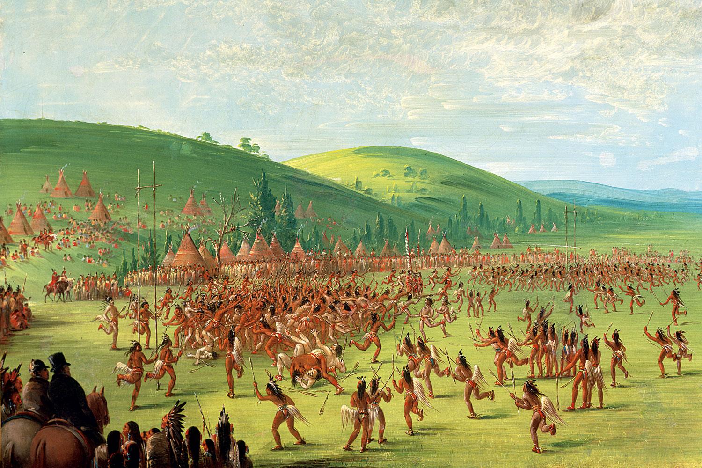 indianere i peru