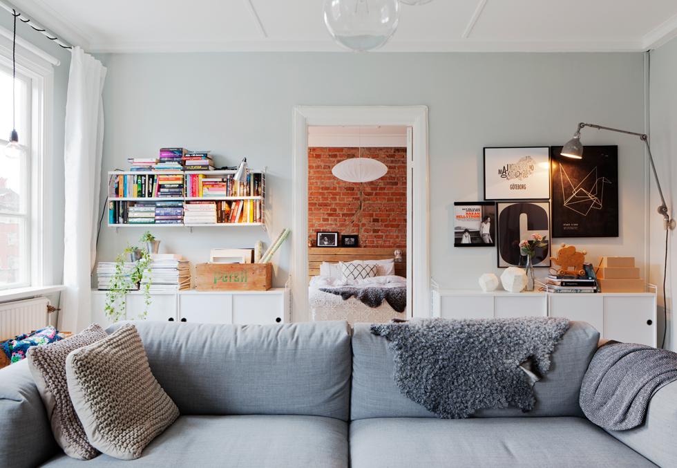 Innredning Stue Inspirasjon : Liten stue inspirasjon det har den enkle ...