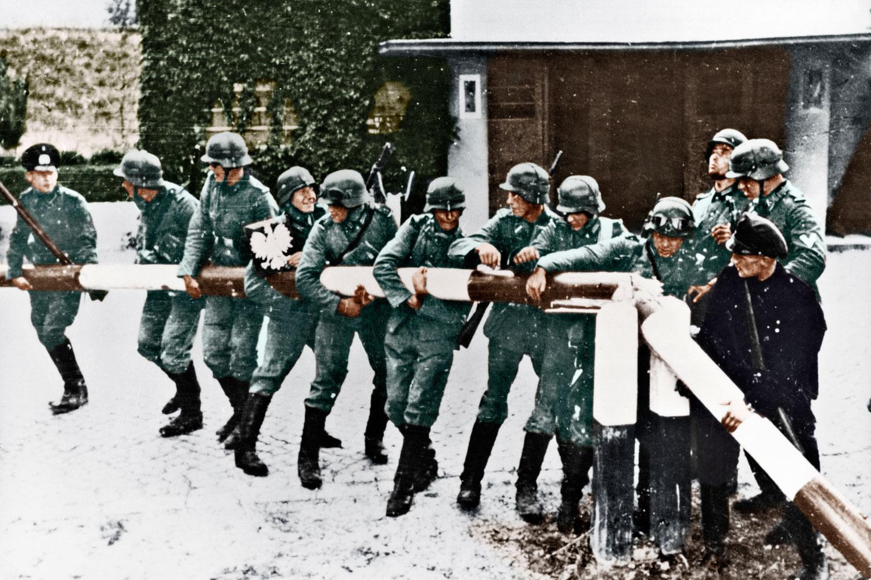 2. verdenskrig: Optakten, forløbet og afslutningen | Historienet.dk