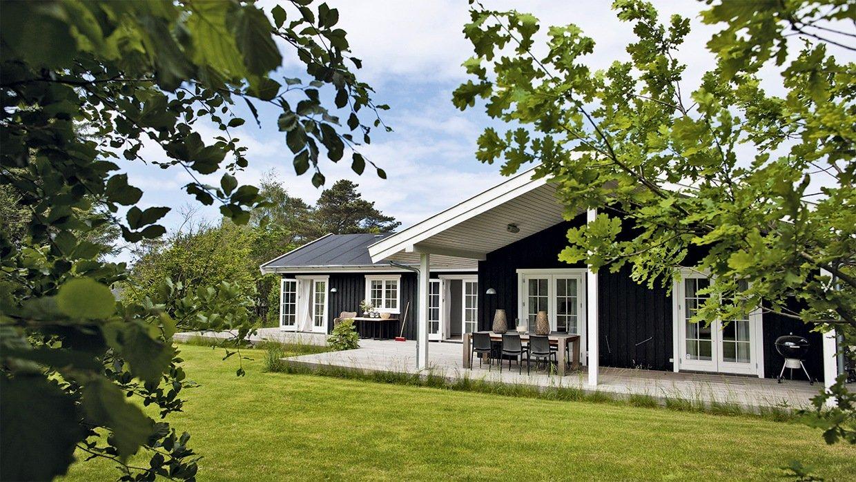 Nils Juul Eilersens sommerhus i Tisvilde   Bobedre.dk