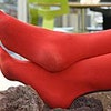 Rødstrømpen