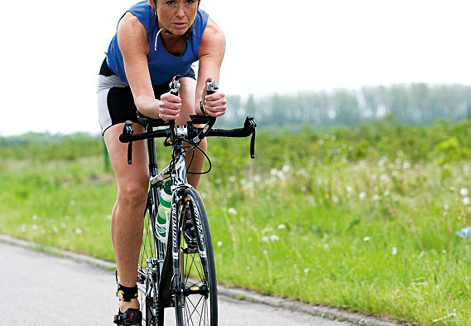 Stramme baller og sammenhold med cykling | Iform.dk
